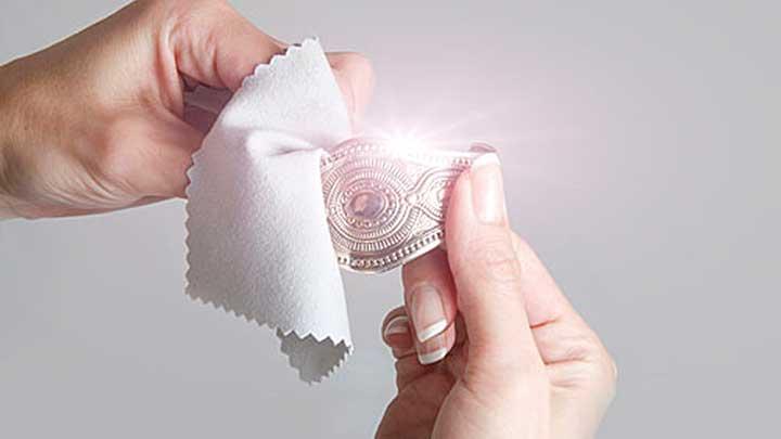 Как ухаживать за серебром в домашних условиях