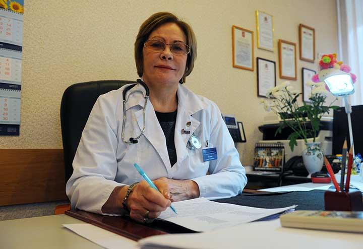Как сменить участкового врача в поликлинике