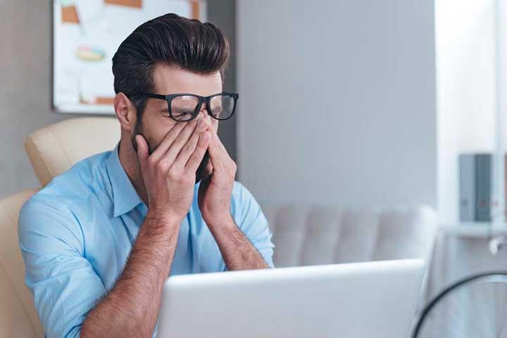 Как не испортить зрение работая за компьютером