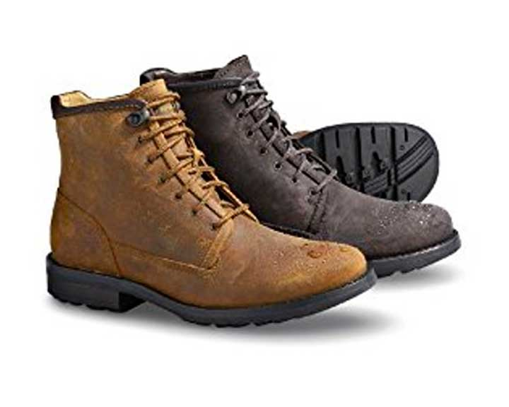 Как ухаживать за кожаной зимней обувью